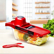 Load image into Gallery viewer, Multifunction Vegetable Grater and Slicer