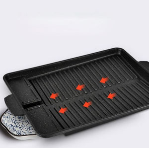 Charcoal Grill Box Garden Party Outdoor Picnic