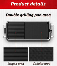 Load image into Gallery viewer, Nonstick Korean Electric Griller