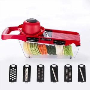 Multifunction Vegetable Grater and Slicer
