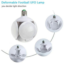 Load image into Gallery viewer, Foldable Football LED Light Bulb