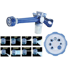 Load image into Gallery viewer, 8 In 1 High Pressure Water Turbo Sprayer