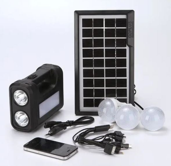 Mini Solar Lighting System