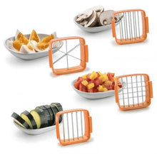 Load image into Gallery viewer, 5-in-1 Dicer Fruit and Vegetable Cutter Set