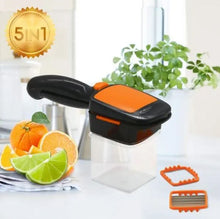 Load image into Gallery viewer, HOT SALE 5-in-1 Portable Fruit Slicer