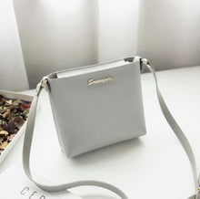 Load image into Gallery viewer, Share:  Favorite (291) 【COD】New Fashion Women's Sling Bag Korean Pure Color Shoulder Bags