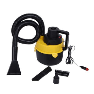 Portable High-Power Wet And Dry Car Strong Suction Car Vacuum Cleaner