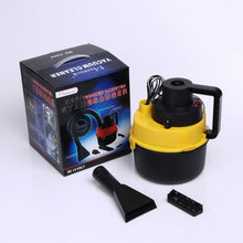 Load image into Gallery viewer, Portable High-Power Wet And Dry Car Strong Suction Car Vacuum Cleaner