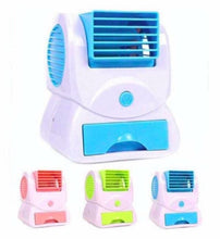 Load image into Gallery viewer, Mini Aircon Fan (USB/Battery)