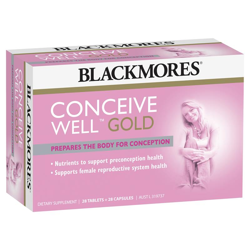 blackmores well gold