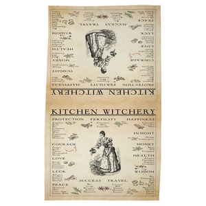 Kitchen Witchery Tea Towels