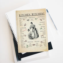 Load image into Gallery viewer, Kitchen Witchery Journal - Blank