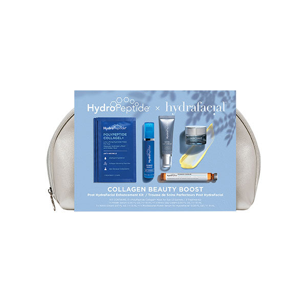Collagen Beauty Boost Post-HydraFacial Enhancement Kit