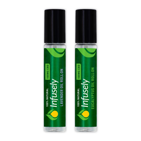 Infusely CBD Oil Roll-Ons