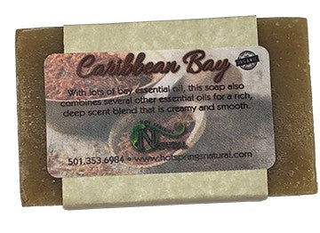 Caribbean Bay Soap