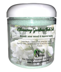 Cleansing Gardenia Bath Salt