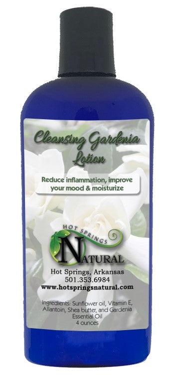 Cleansing Gardenia Lotion