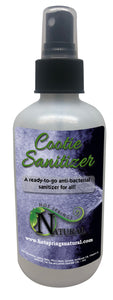 Cootie Sanitizer - 4 oz Spray