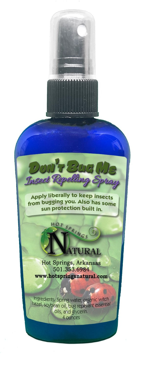 Don't Bug Me Insect Repellent Spray