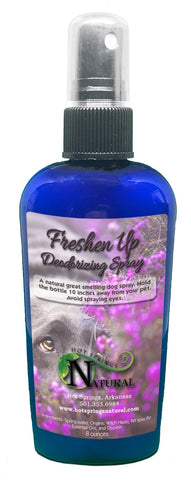 Freshen Up Deodorizing Dog Spray