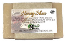 Load image into Gallery viewer, Honey Shea Soap