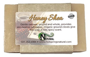 Honey Shea Soap