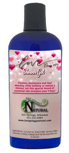 Love Potion 99 Shower Gel