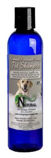 Oatmeal & Almond Honey Pet Shampoo