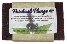 Load image into Gallery viewer, Patchouli Plunge Soap