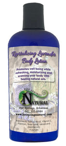 Revitalizing Lavender Body Lotion