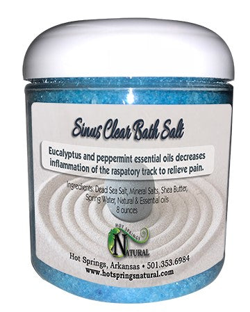 Sinus Clear Bath Salt