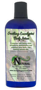 Soothing Eucalyptus Body Lotion