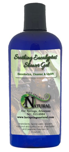 Soothing Eucalyptus Shower Gel