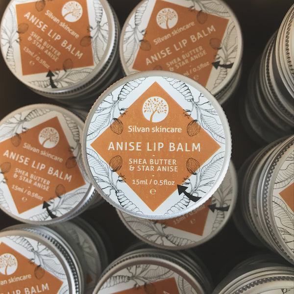 Our cruelty-free vegan lip balms