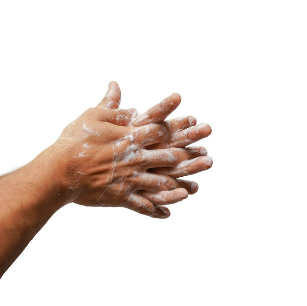 How to relieve dry, itchy hands due to hand washing