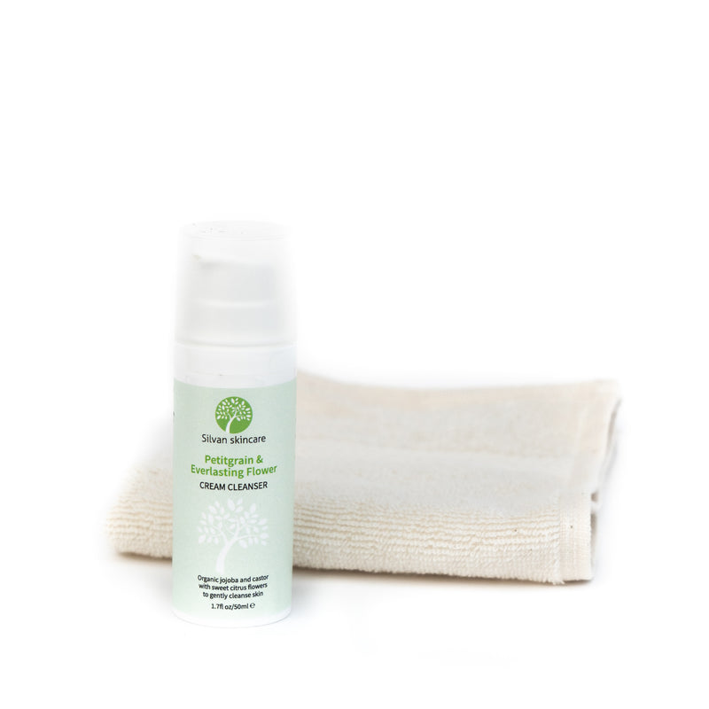 Hot Cloth Cleansing Kit