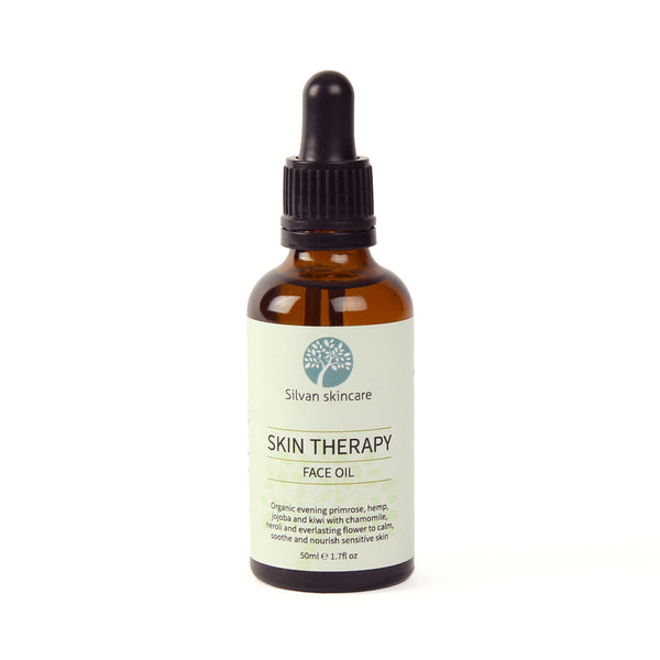 Silvan Skincare Skin Therapy face oil for sensitive skin