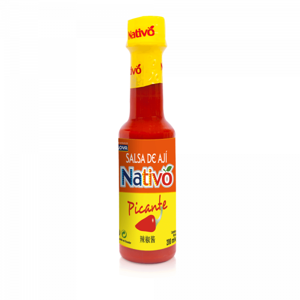 Nativo Salsa Ají (200ml)