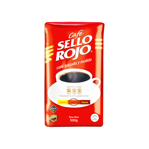 Café Sello Rojo (250g)