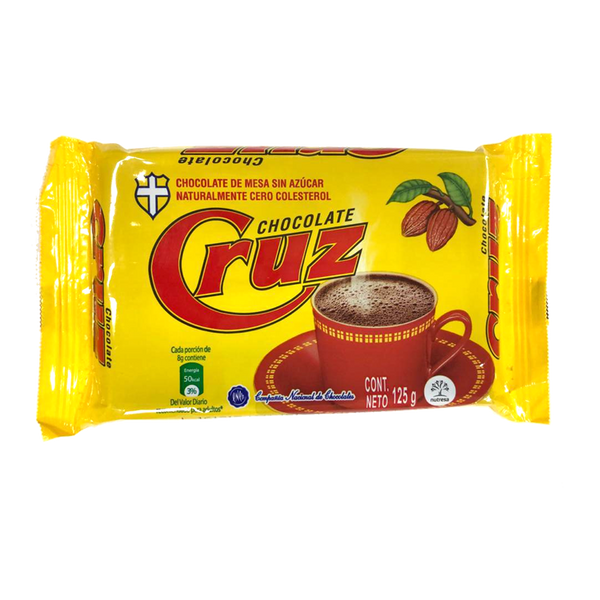 Cruz Chocolate (125g)