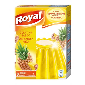 Royal Gelatina Piña (117g)