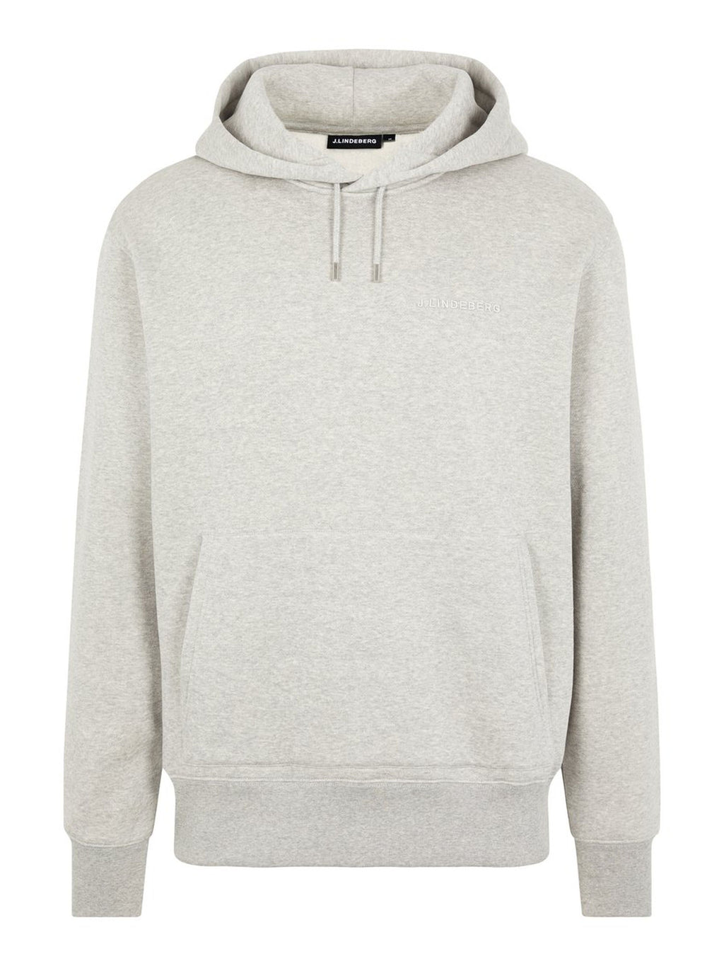 Chip Stone Grey Pocket Hoodie
