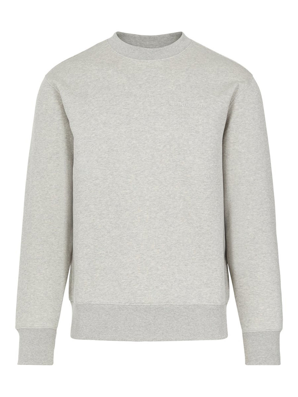 Chip Stone Grey Crew Neck Sweatshirt