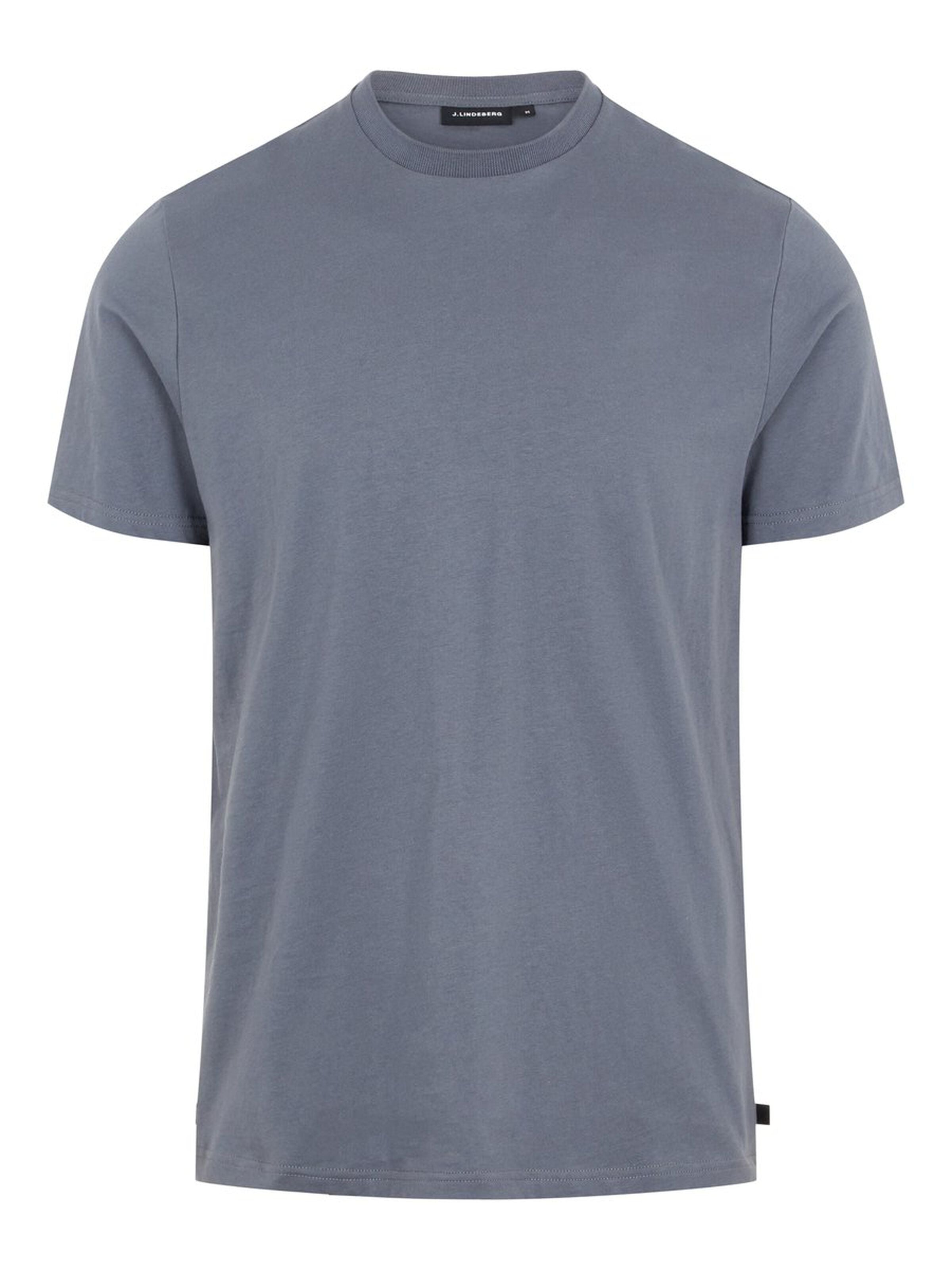 Silo Dark Grey Cotton T-Shirt