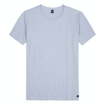 Woods Light Blue Crew Neck T-Shirt