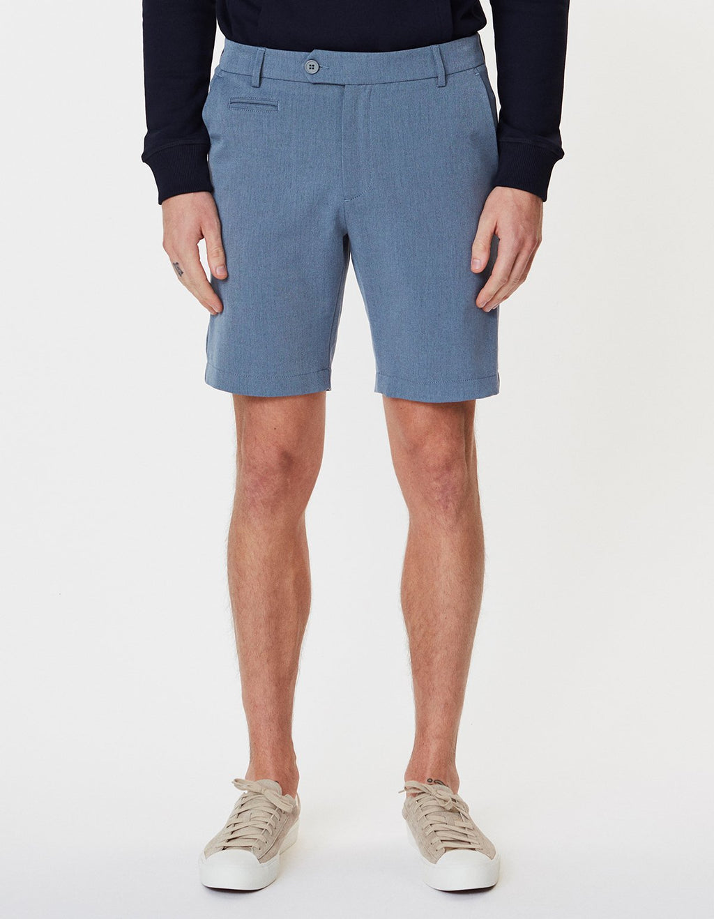 Como Provincial Blue Light Shorts