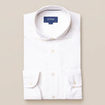 White Soft Twill Shirt