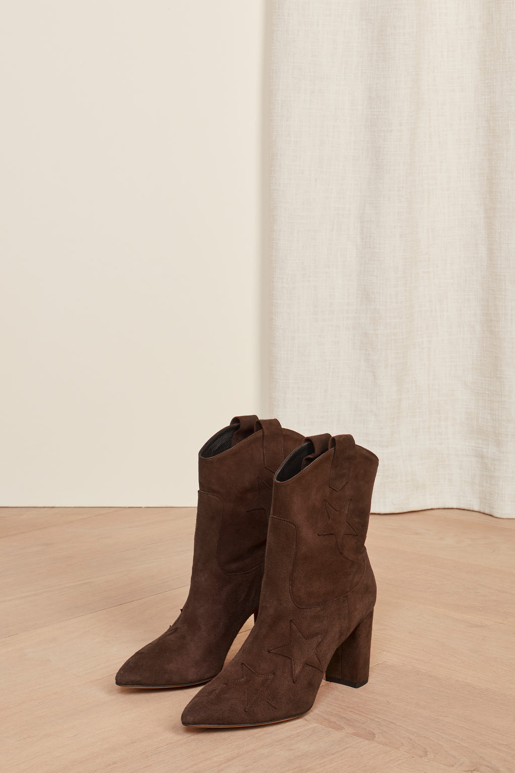 Hugo Star Boot Dark Brown