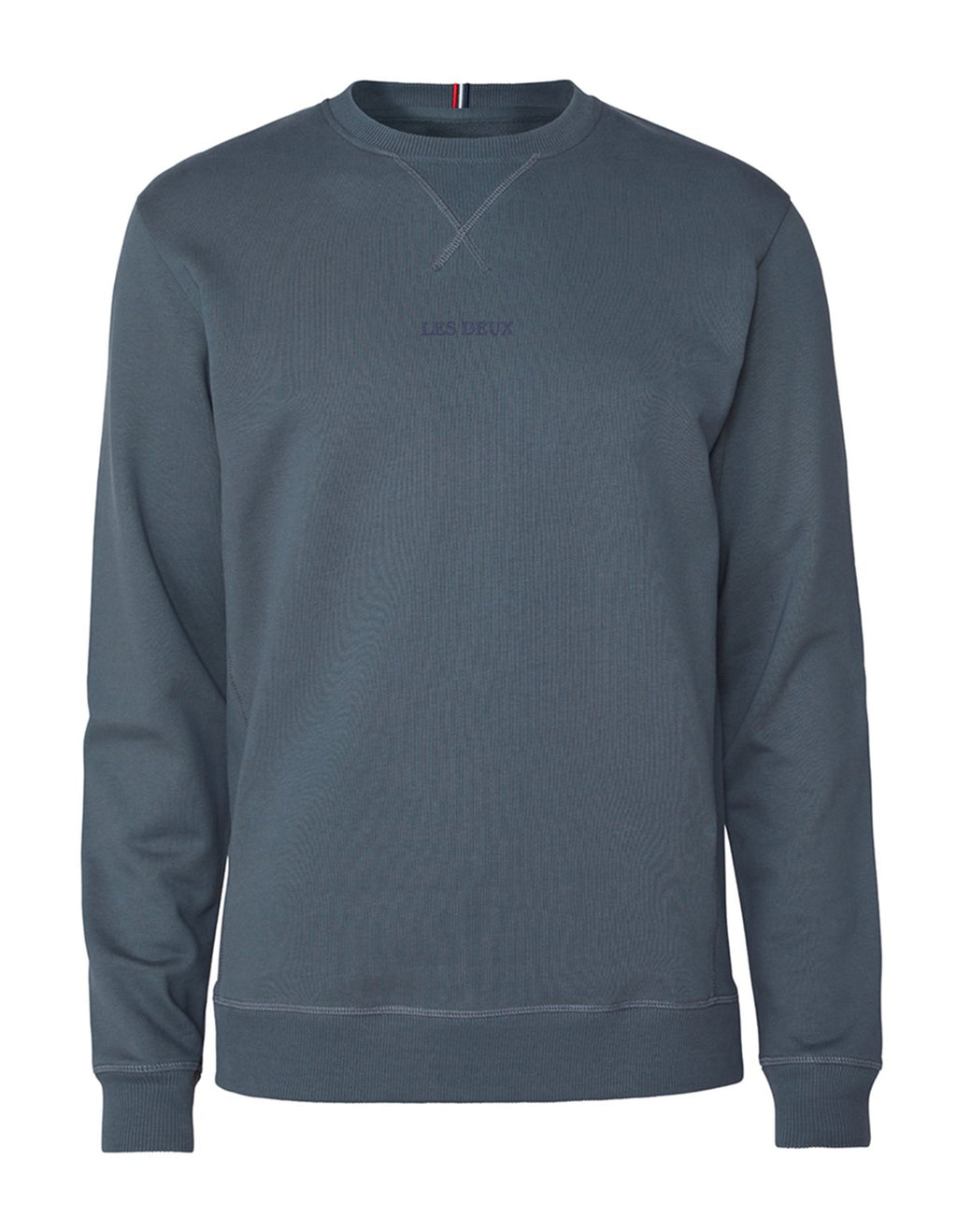 Lens Blue Fog Crew Neck Sweatshirt
