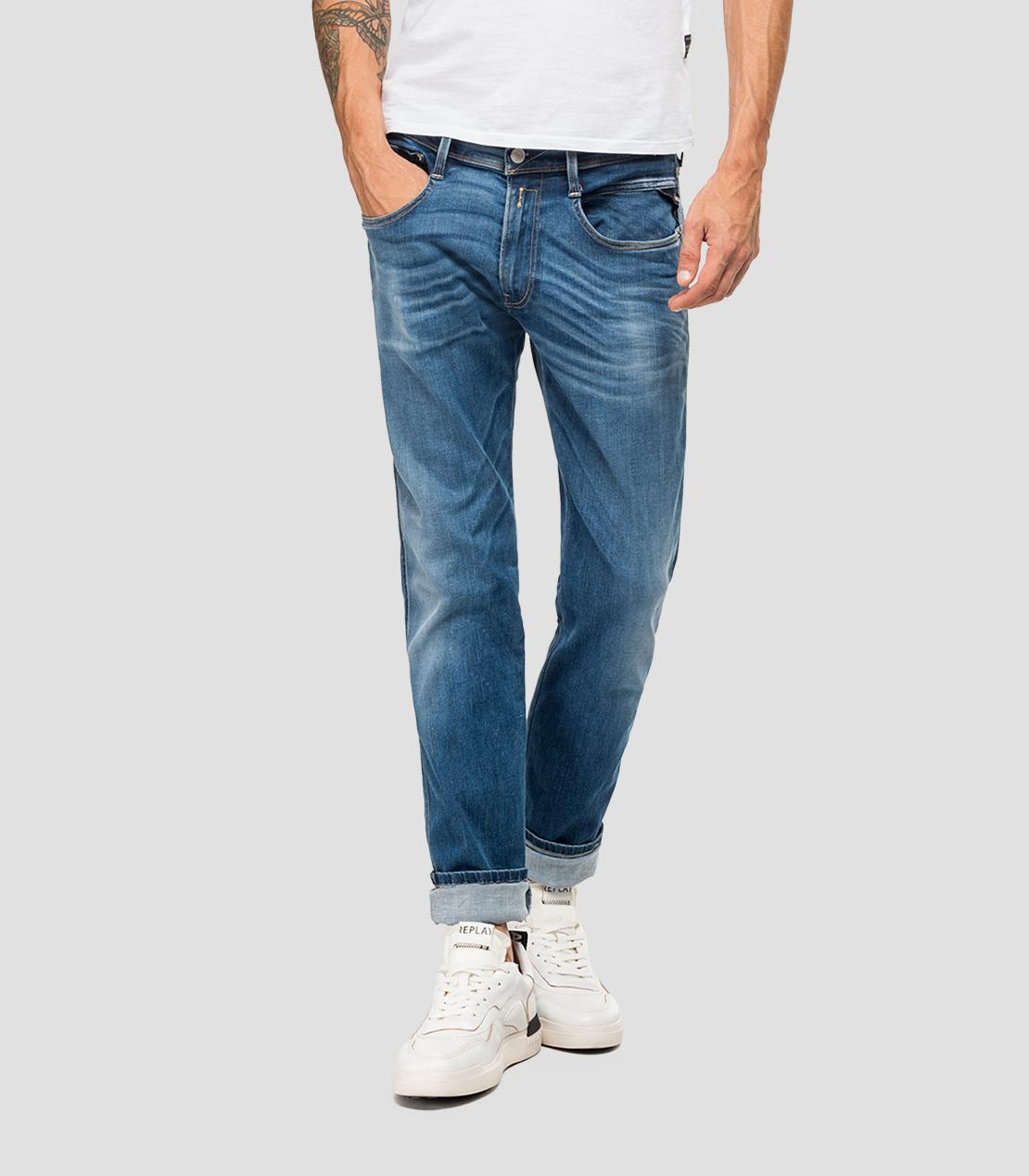 Hyperflex Bio Light Wash Jeans